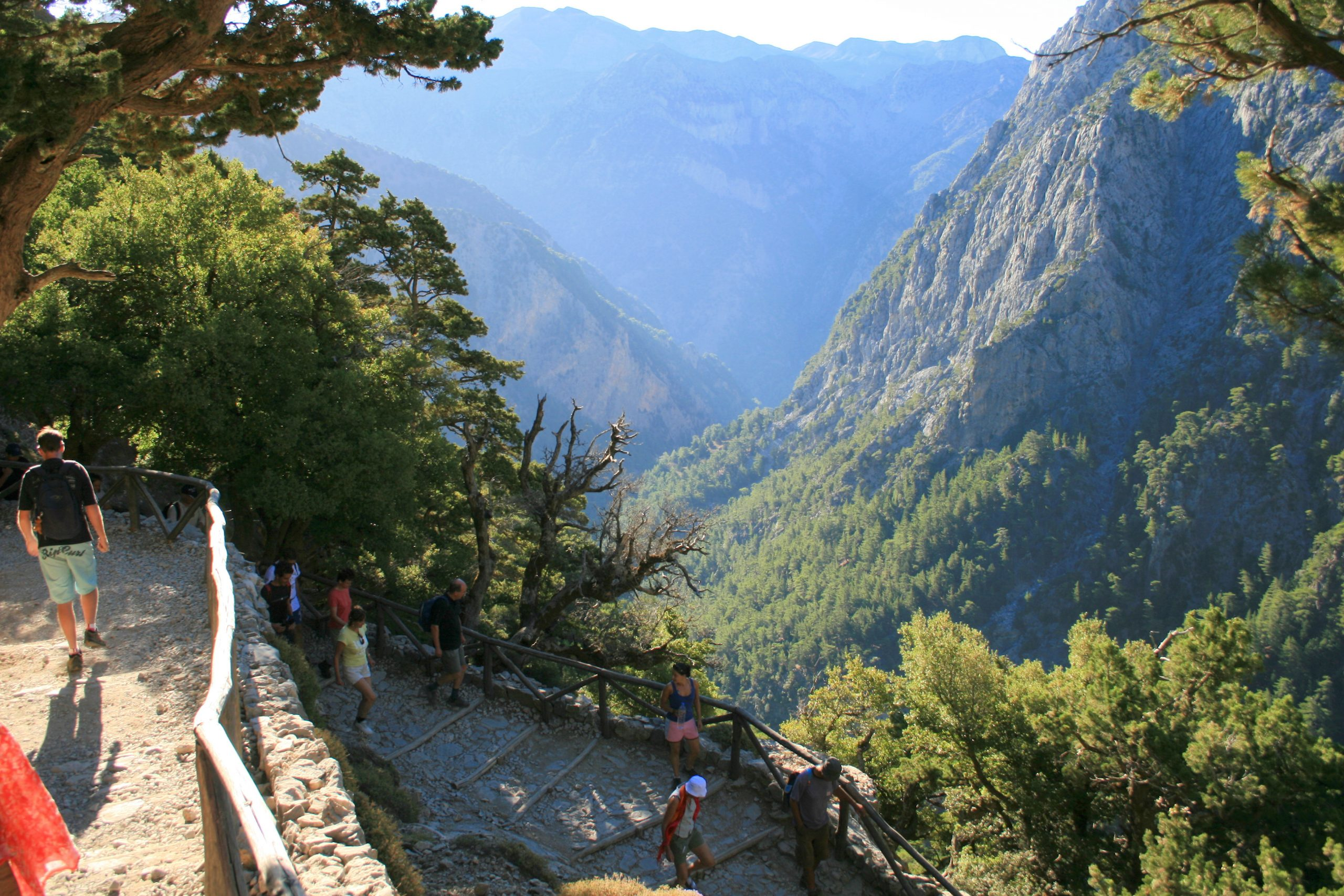 Private tour Samaria gorge
